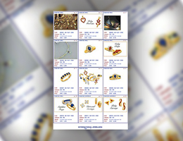 E-Catalogue Jewellery Business Management Software