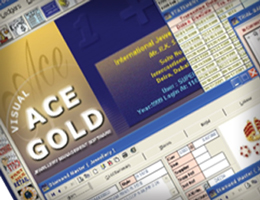 Visual ACE-GOLD Jewellery Business Management Software (VAG)